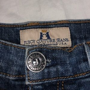 Juicy Couture Denim Skirt